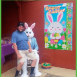 Kevin Bishop and the Easter Bunny