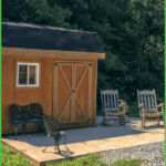 A Tiny House at Grand View Campground
